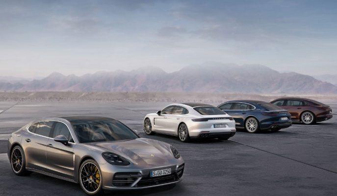 Porsche Kısa Süreli Araç Kiralamayı İki Pilot Bölgede Başlattı!