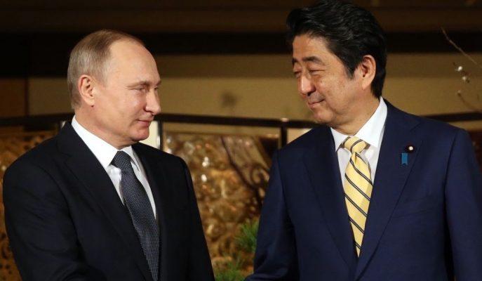 70 Yıl Sonra Rusya ve Japonya Barış Anlaşması İmzalamak İstiyor