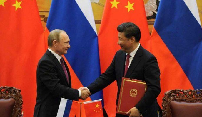 Rusya ve Çin'den 100 Milyar Dolardan Yüksek Değerde Ortak Yatırım Projeleri!