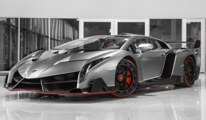 Lamborghini'nin Amiral Hiper Arabası Veneno Coupe 54 Milyon TL Fiyatıyla Satışta!
