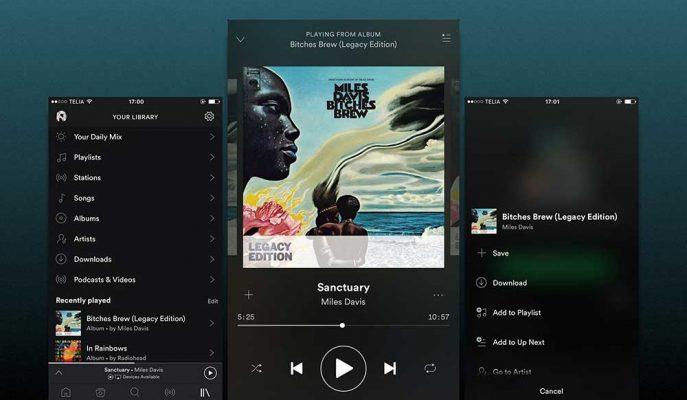 Spotify Premium Kullanıcıları için Şarkı İndirme Limitini Üçe Katladı