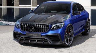TopCar'ın Inferno Gövde Kiti ile Mercedes-AMG GLC 63 Coupe Modifiyesi!