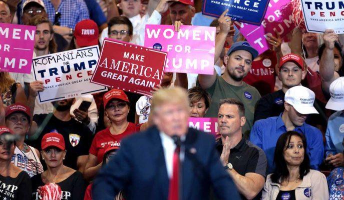 Trump Ticaret Savaşının Seçmenleri Üzerindeki Olası Etkisinin Farkında Değil!