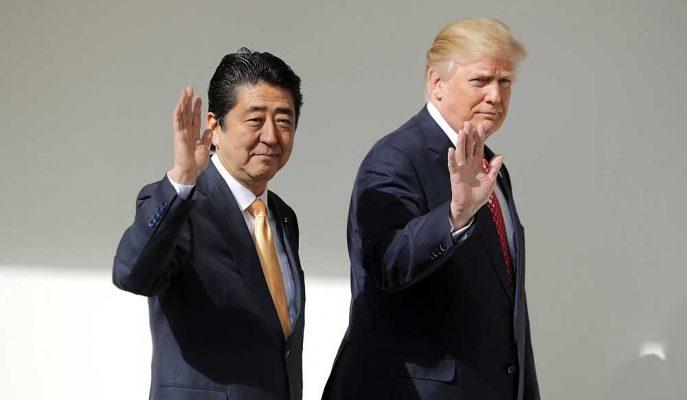 Trump'ın Bir Sonraki Ticaret Saldırısının Açık Hedefi Japonya Oldu!