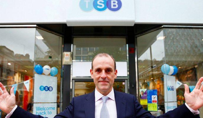 TSB Bank CEO'su Bilgi Teknolojisi Fiyaskosunun Ardından İstifa Etti!