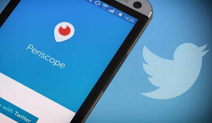 Twitter ve Periscope için Sadece Sesli Olarak Canlı Yayın Yapma Dönemi Başlıyor