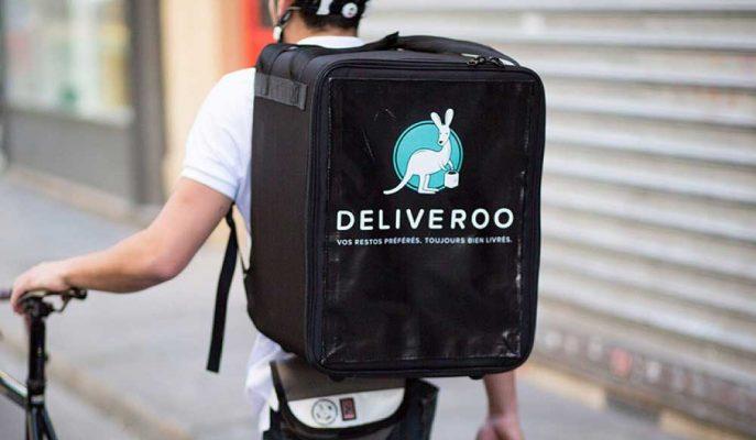 Uber Gıda Dağıtım Şirketi Deliveroo'yu Satın Almak için Görüşme Yapıyor!