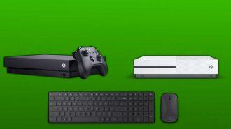 PlayStation 4'ten Sonra Xbox One Konsoluna da Klavye ve Mouse Desteği Geliyor