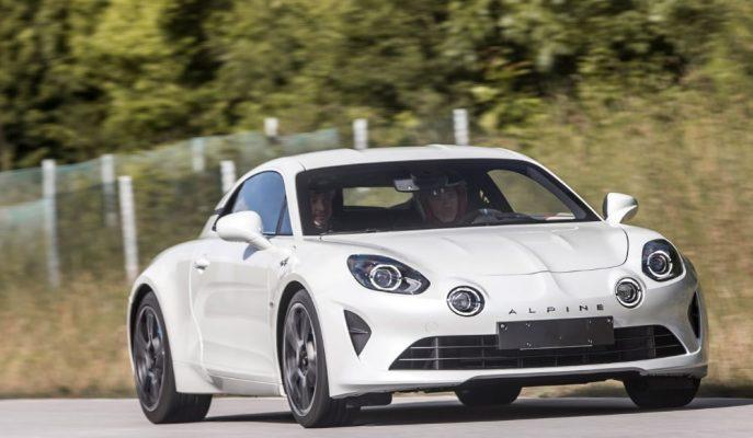 Alpine A110'a Olan İlgi Fransız Markayı Zor Duruma Soktu!