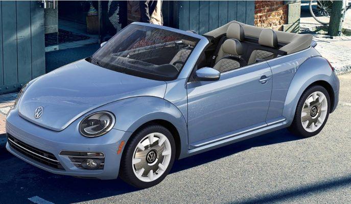 VW 70 Yıllık Bir Tarihi Bitirdiğini Beetle Final Edition ile Doğruladı!