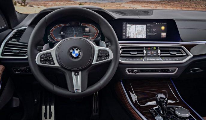 Yeni G20 BMW 3 Serisi 'nin Kokpiti de Belli Oldu!