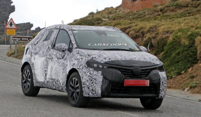 Fiesta Active'ye Karşı Çıkacak Clio Tabanlı Yeni Crossover'ın Bazı Özellikleri Geldi!