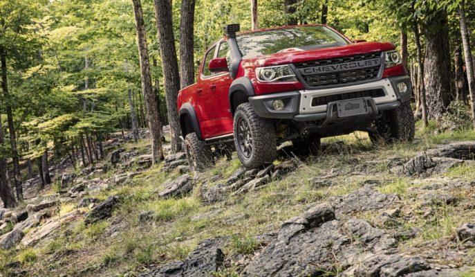 """Chevrolet 2019 Yılında """"Yeni Colorado ZR2 Bison""""u Araziye Salıyor!"""
