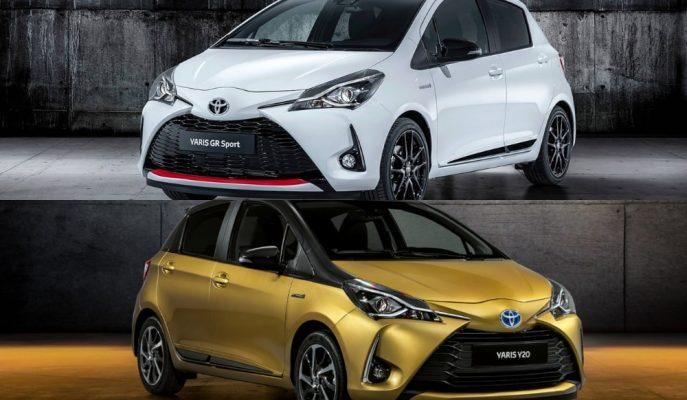 Toyota, Yaris GR Sport'la Birlikte 20.Yıl Özel Serisi Y20'yi Tanıttı!