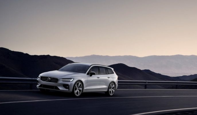 Volvo Yeni V60 Modeline R-Design Türevini Ekliyor!