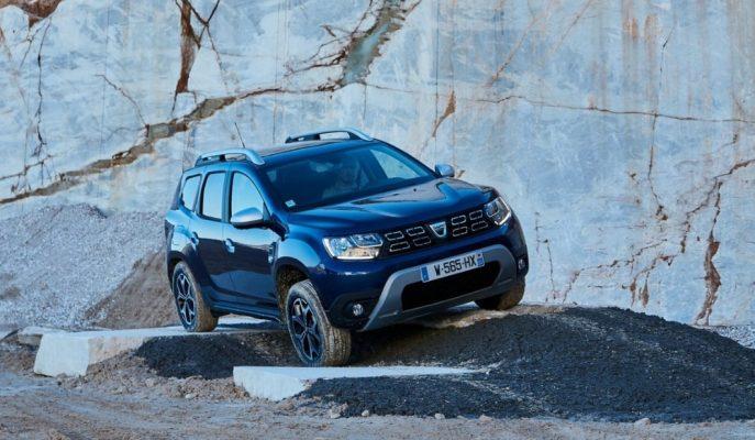 Dacia Duster Mercedes'in Renault ile Geliştirdiği Yeni Motora Kavuşuyor!