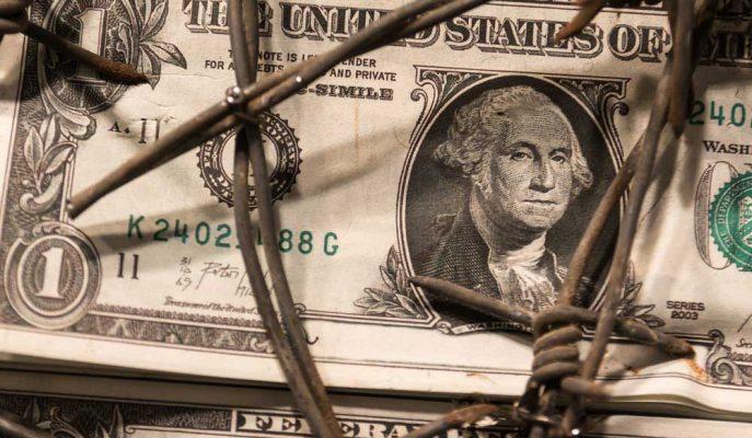 5,45'e Yaklaşan Dolar Kuru Yeniden 5,60 Sınırında