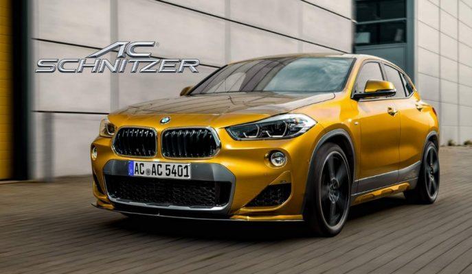 AC Schnitzer'ın Yeni BMW X2 için Hazırladığı Özel Modifiye Paketi!