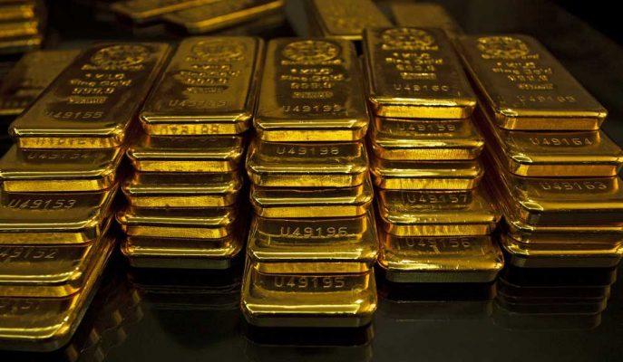 Altının Ons Fiyatı Güvenli Liman Talebiyle 1238 Dolara Yükseldi