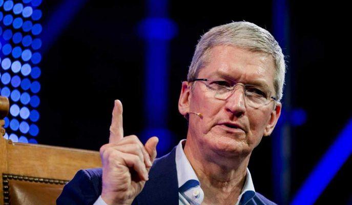 """Apple CEO'sundan Silikon Vadisi'ne Çağrı: """"Sıkı Gizlilik Yasalarından Korkmayın"""""""