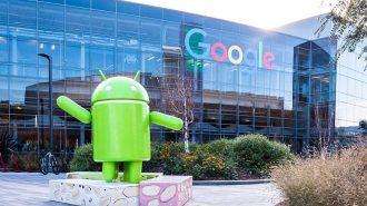 Avrupa Komisyonu'ndan Ceza Yiyen Google Faturayı Telefon Üreticilerine Kesecek