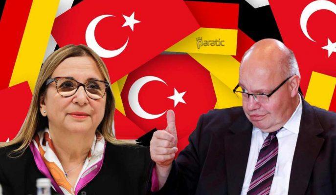 Bakan Pekcan: Almanya'nın Türkiye Yatırımları Artarak Devam Edecek