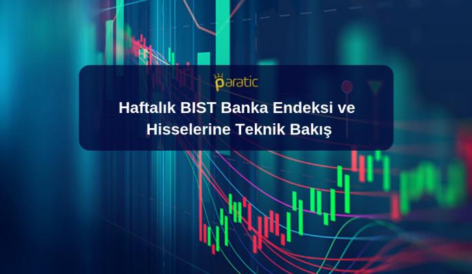 Kayıpların Yaşandığı Haftada BIST Banka Endeksi ve Hisselerine Bakış