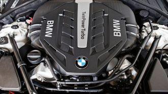 BMW 760Li V12'lerine Geri Gelin Çağrısı Yapıldı
