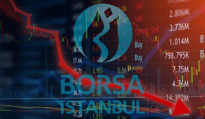 Borsa İstanbul Haftanın İlk Gününde Değer Kaybederken Wall Street Artıda Seyrediyor