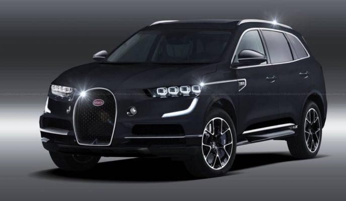 "Bugatti CEO'su: ""W16 Motoru Kullanmadan Elektrikli Bir SUV Üretilebilir"""