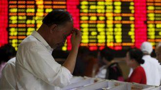 """Çin Piyasalarında 2015'ten Bu Yana En Keskin """"U"""" Dönüşü Yaşanıyor"""