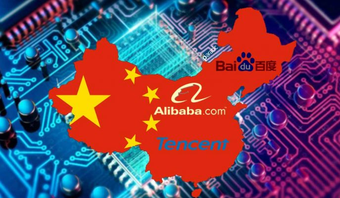 Çin Teknolojisi Darbe Alsa da Tencent, Alibaba, Baidu Üçlüsü için Savaş Bitmedi