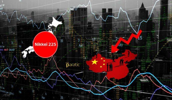 Çin ve Japon Hisseleri Ticari Gerilim Baskısının Artmasıyla Düşüşe Geçti