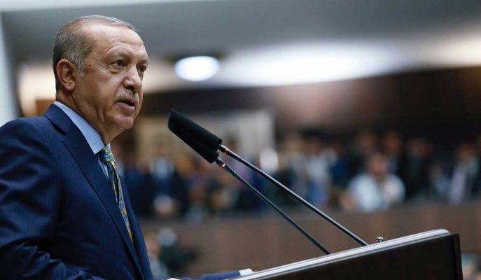 Cumhurbaşkanı Erdoğan Partisinin Grup Toplantısında Kaşıkçı Cinayetini Yorumladı