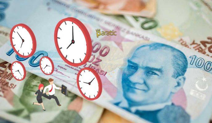 Devlet Memurlarının Saat Başı Fazla Çalışma Ücretine 16 Kuruş Zam