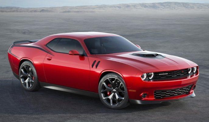 Plymouth Barracuda Hayalinin Dodge Challanger'da Hayat Bulması!
