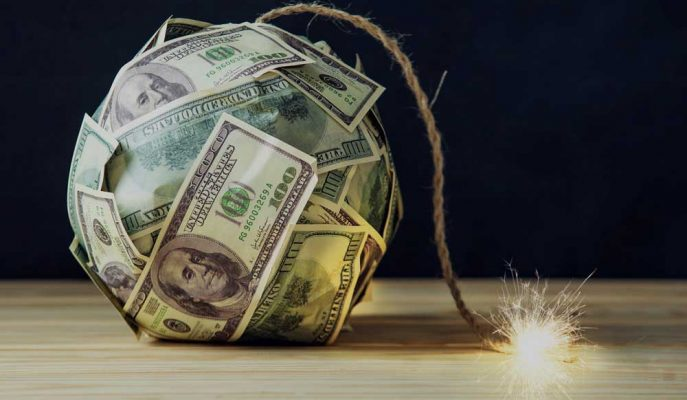 Dolar Kuru Yüzde 3'e Yakın Yükselişle 6,20 Liranın Üzerine Fırladı
