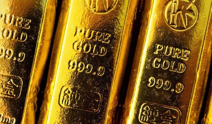 Dolar ve Tahvil Faizlerindeki Yükselişe Rağmen Altın Haftalık Kazanca Hazırlanıyor