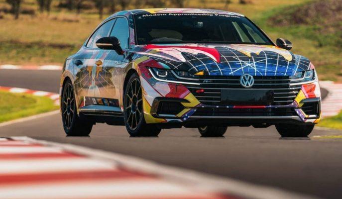 """Dünyanın En Hızlı VW Arteon'u """"ART3on"""""""
