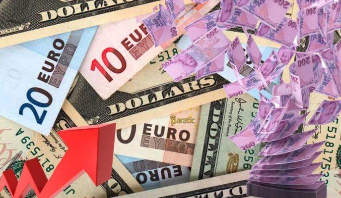 Enflasyon Haftasına Dolar 6 Lira Sınırından, Euro 7 Lira Altından Başladı