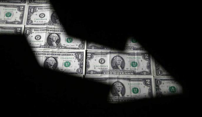Faizleri Sabit Tutan TCMB Sonrasında Dolar 5,6269 Liraya İndi