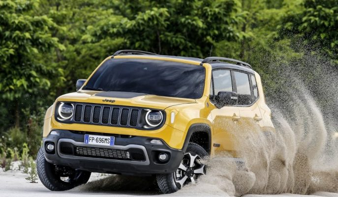 Fiat-Chrysler Renegade ve 500X'i Elektriklendiriyor!