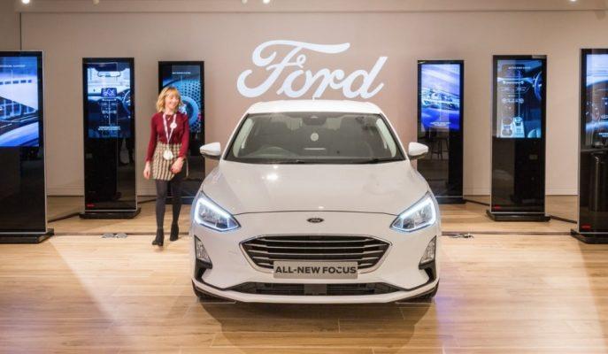 Ford'un İngiltere'de Sunduğu Yeni Satış Hizmeti ile Araç Alımı Artık İnanılmaz Kolay!