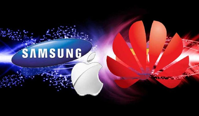 Telefonları Yavaşlattığı Sebebiyle Ceza Alan Apple ve Samsung'a Huawei'den Sert Gönderme!
