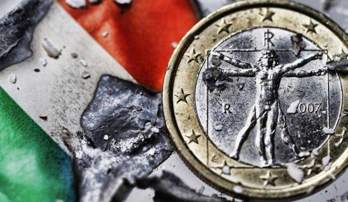 İtalya AB'nin Yeni Kriz Kaynağı Olma Yolunda Tam Gaz İlerliyor