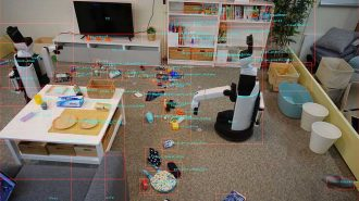 Japonlar Ev Dağınıklığına Son Verecek Robotlar Geliştirdi