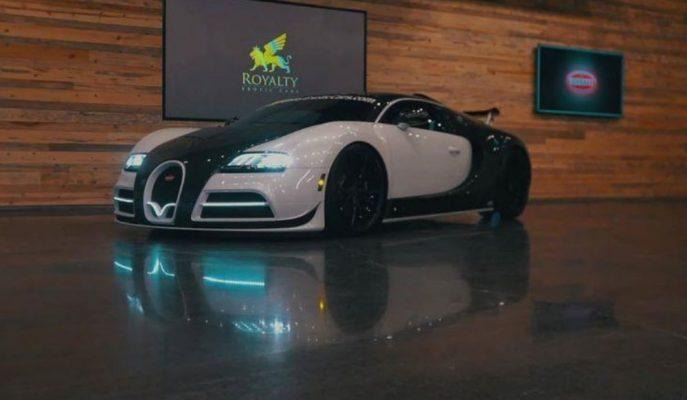 """Bugatti Veyron'un """"1 Günlük Kirasıyla"""" Honda Civic Alınabilir!"""
