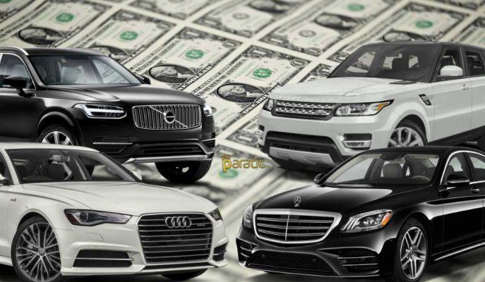 Kur Nedeniyle Yılın İlk 9 Ayında Lüks Araç Satışı Yüzde 22,8 Azaldı