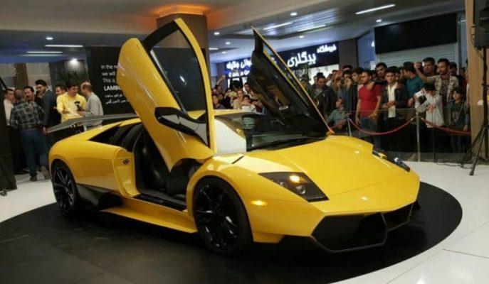 İran, Lamborghini Murcielago'yu Hyundai Motoruyla Yeniden Üretti!