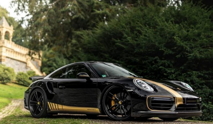 Manhart'ın Porsche 911 Turbo Modifiyesi GT2 RS'e Kafa Tutuyor!